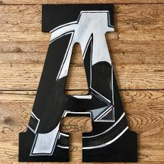 """13"""" Avengers Logo - A"""