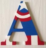 "9.5"" Avengers Captain America - A"