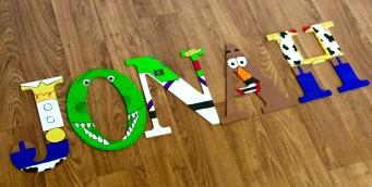 "9.5"" Toy Story - Jonah"