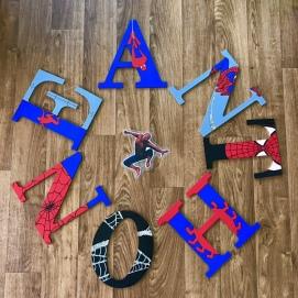 "9.5"" Avengers Spiderman - Anthone"