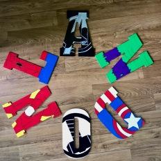 """13"""" Avengers - Landon"""
