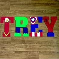 """13"""" Avengers - Trey"""