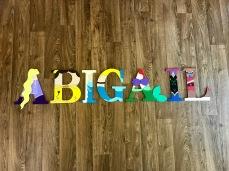 "9.5"" Disney Princess - Abigail"