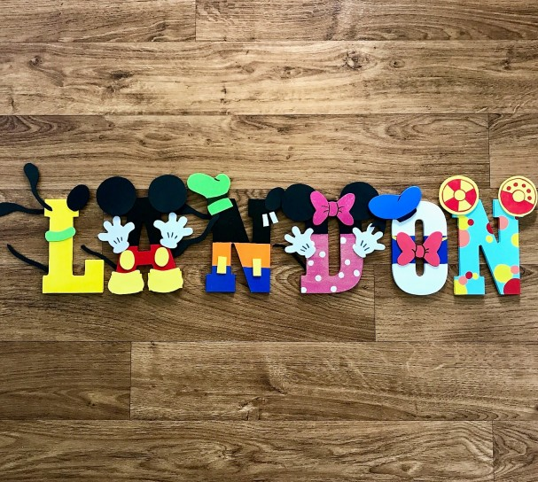 """5"""" Mickey Mouse Clubhouse - Landon"""