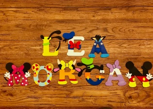 """4"""" Mickey Mouse Clubhouse - Lea Morgan"""
