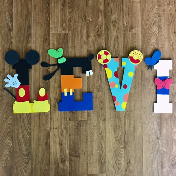 """13"""" Mickey Mouse Clubhouse - Levi"""