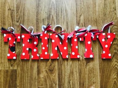 "5"" Minnie Mouse - Trinity"