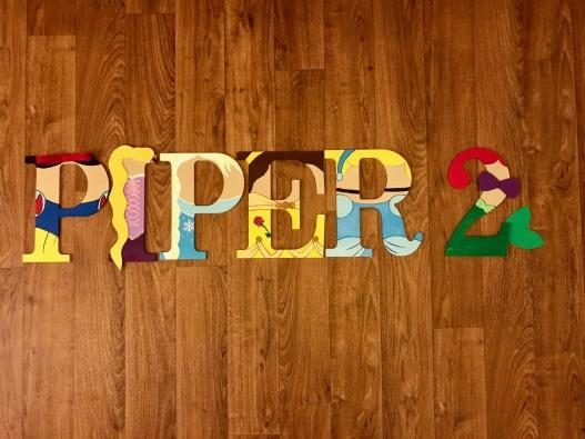 "9.5"" Disney Princess - Piper 2"