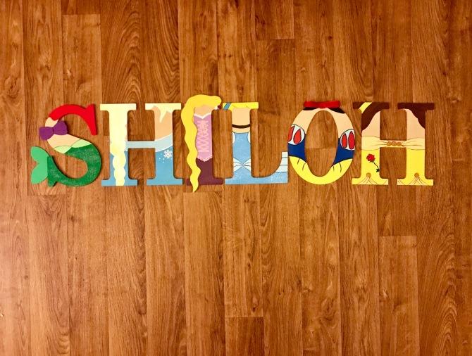 """9.5"""" Disney Princess - Shiloh"""