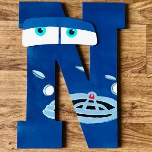 """13"""" Cars Doc Hudson - N"""