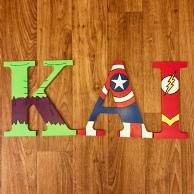 "9.5"" Avengers - Kai"